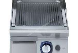 Electrolux ELCO 700 Series Freestanding Gas Fry Top - 400mm Ribbed E7FTGDSR00