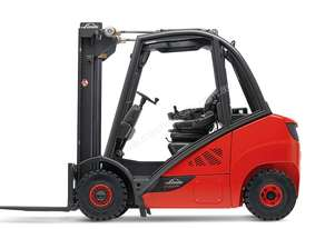Linde Series 392 H20-H25 Engine Forklifts