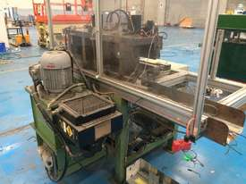 Alluminium hydraulic machinery - picture0' - Click to enlarge