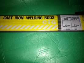 5 mm Stick Electrodes 2.5 kg comweld CIG CAST IRON SUPER SILICON welding rods - picture0' - Click to enlarge
