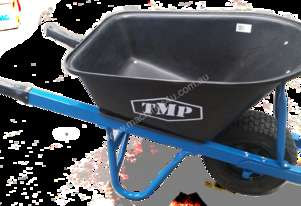 TMP SHORT HANDLE SKINNY POLY TRAY  WIDE WHEEL BARROW