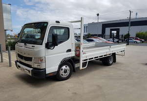 Mitsubishi Fuso Canter 615 Truck with tray 2016