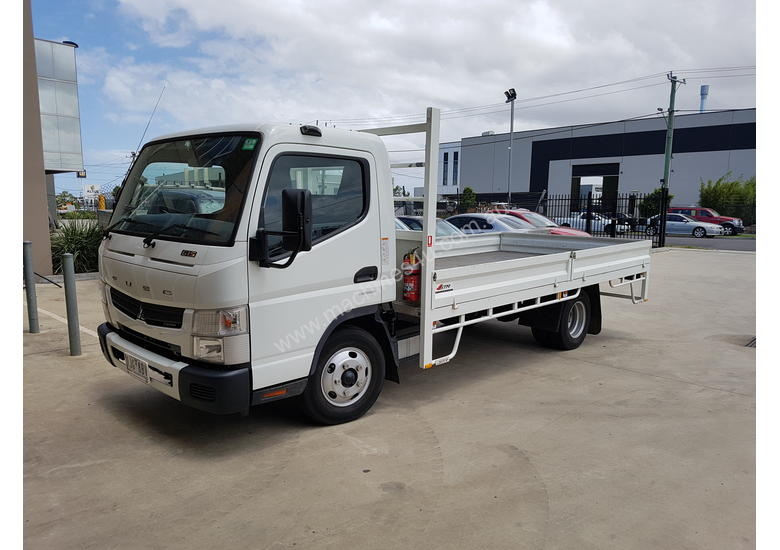 Used 2016 Mitsubishi Fuso Canter 615 Tray Truck In