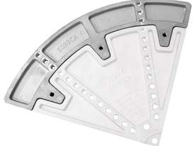 Nova Large Cole Jaw Extension Set 12 to 15 inch - picture1' - Click to enlarge
