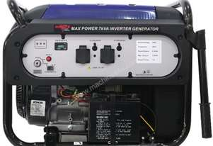 Dunlite 7kVA Kohler Powered Inverter Generator