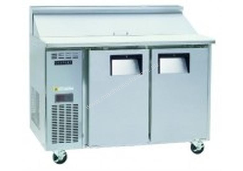 Skope Centaur 2 Door Sandwich Counter Chiller