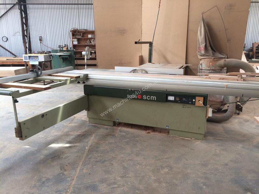 Panel Saw For Sale >> Used Scm Si320 Panel Saw In 417725 Listed On Machines4u
