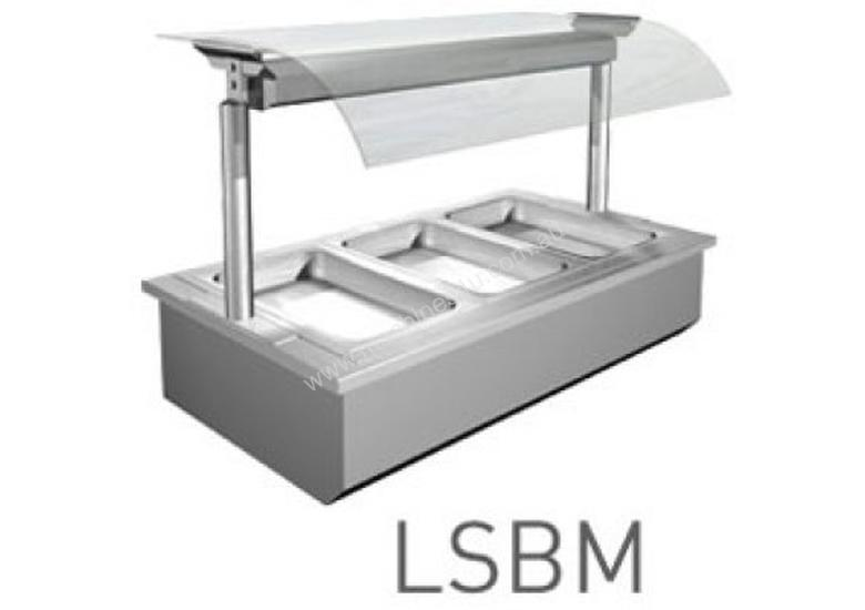 Cossiga LSBM3 Linear Series Heated Well