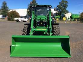 John Deere 6105R FWA/4WD Tractor - picture1' - Click to enlarge
