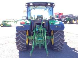 John Deere 6105R FWA/4WD Tractor - picture3' - Click to enlarge