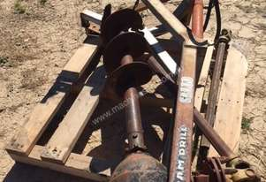 Digga RAM DRILL Post Hole Auger Fencing