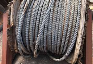 Or  STEEL CABLE EX COND