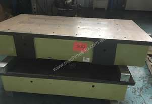 Precision Measuring Table Machine Cast Steel Surface Bench Welding Fabrication Jigging & Machining