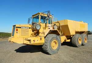 1999 Volvo A35C 6x6 Articulated Water Tanker