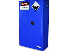 250 Litre Indoor Chemical/Corrosive Substances Cabinet. Australian made to meet Australian Standards - picture0' - Click to enlarge