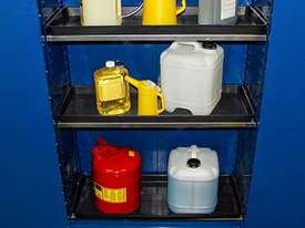 250 Litre Indoor Chemical/Corrosive Substances Cabinet. Australian made to meet Australian Standards - picture1' - Click to enlarge