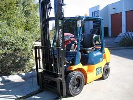 TOYOTA 2.5t LPG Forklift with LOW HOURS - picture1' - Click to enlarge