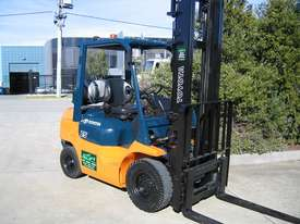 TOYOTA 2.5t LPG Forklift with LOW HOURS - picture4' - Click to enlarge