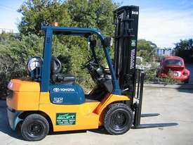 TOYOTA 2.5t LPG Forklift with LOW HOURS - picture7' - Click to enlarge
