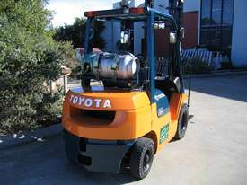 TOYOTA 2.5t LPG Forklift with LOW HOURS - picture10' - Click to enlarge
