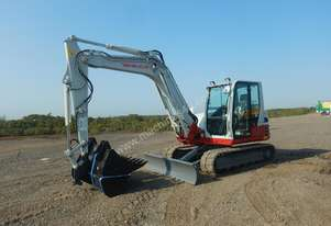 2017 Unused Takeuchi TB290 Excavator