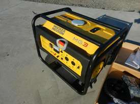Wacker Neuson MG3 3.0Kw Air Cooled Petrol Generator - picture1' - Click to enlarge