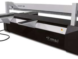 FIMAL Concept 350 - Hybrid Panel Sizing Made in Italy - picture2' - Click to enlarge