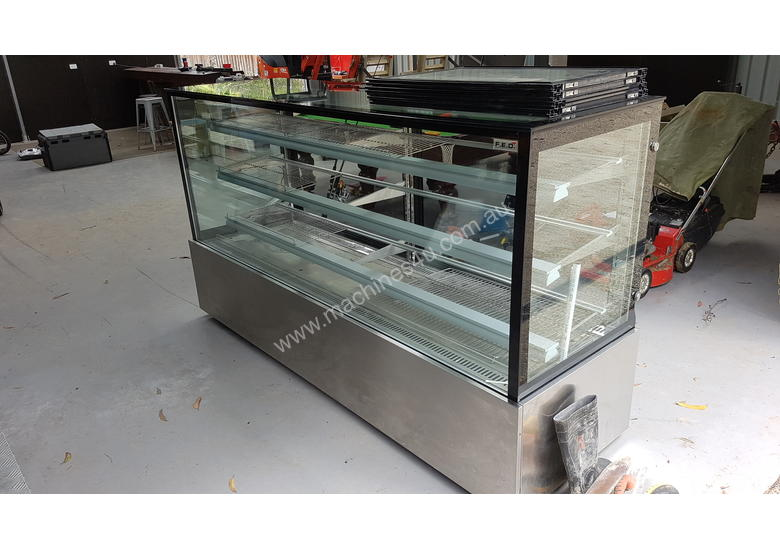 Bonvue chilled Display Fridge