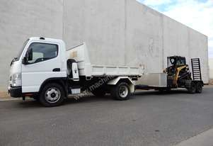 Fuso Canter 715 Wide Tipper Truck