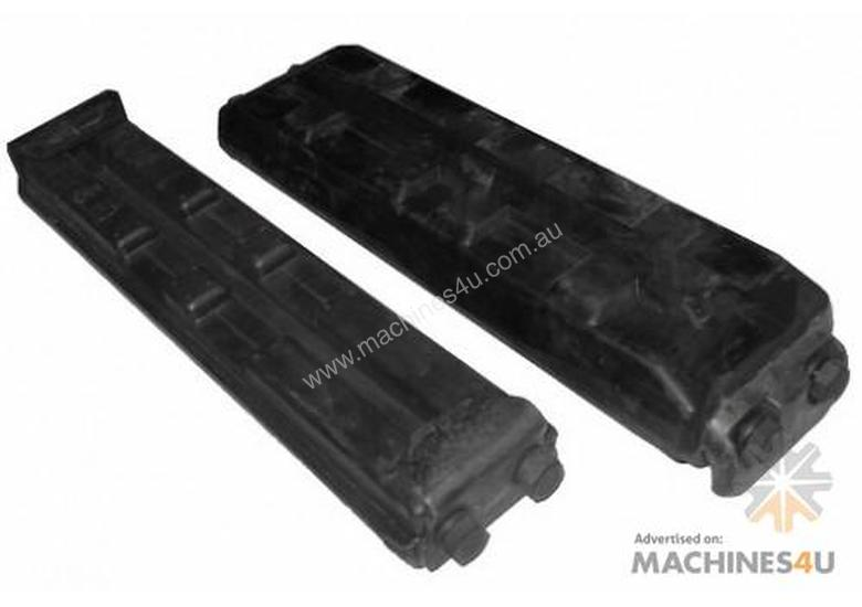 TUFFPAD RUBBER EXCAVATOR GROUSER PADS