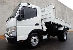 Fuso Canter 715 Wide Tipping tray Truck