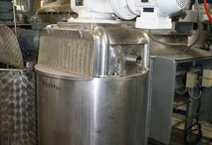 Fallsdell Machinery Jacketed Mixing Vessel