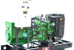 165kVA, 3 Phase, Diesel generator with John Deere Engine