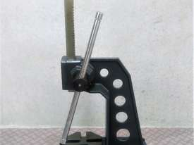 Arbor Press 3 Ton OPTIMUM Germany- Precision Design - Bearing Riveting Staking - picture0' - Click to enlarge