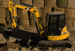 CATERPILLAR 305E2-CR, 0% Finance, 5 year warranty and $500 thumb upgrade offer to Dec 31