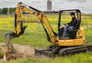 CATERPILLAR 305E2-CR Mini Excavator + THUMB UPGRADE OFFER to Dec 31