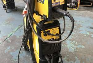 MIG Welder WIA Weldmatic CP140-2 500 Amp SWF Industrial Duty Machine