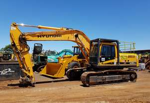 2006 Hyundai R290LC-7 Excavator *CONDITIONS APPLY*