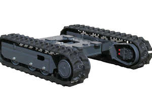 Hinowa tracked undercarriages 300 to 30000kg capacity