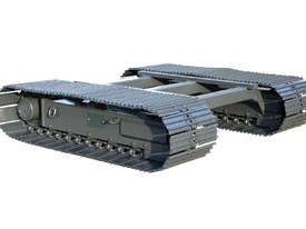 Hinowa tracked undercarriages 300 to 30000kg capacity - picture2' - Click to enlarge