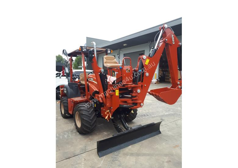 Ditch Witch RT55 Heavy Duty Trencher