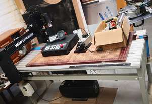 Vision Router/Engraver CNC Machine