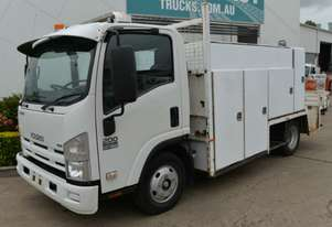2012 ISUZU NNR 200 Service Vehicle
