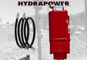 Hydrapower NK4S Auger Drive / Earth Drill suits Excavators to 10 Tonnes