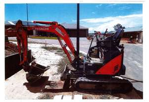Hitachi Used   ZAXIS 17