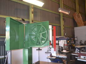 Heavy Duty Bandsaw Timber - picture2' - Click to enlarge
