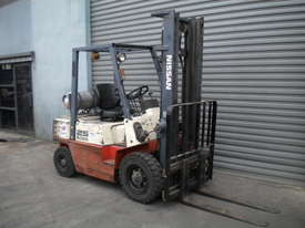 NISSAN FORKLIFT 2.5T - LPG, SIDE SHIFT - picture1' - Click to enlarge