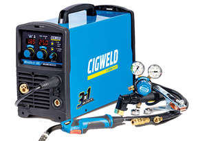 WELDER 185AMP MULTI PROCESS INVERTER
