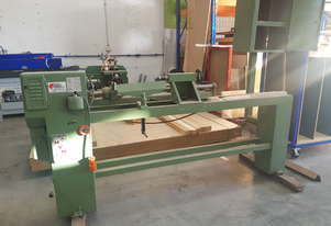 Mvm Used Wood Lathe $1500