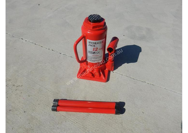 Power Tec 12 TON Hydraulic Jack